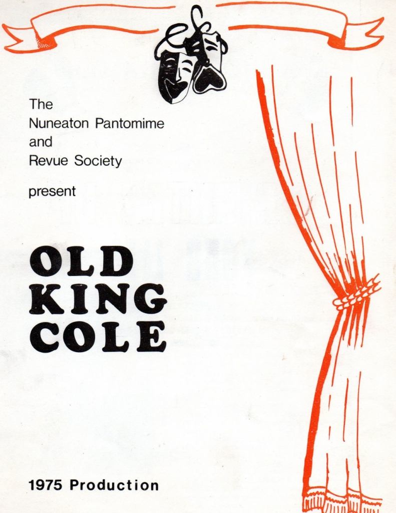 OLD KING COLE 1975 PRODUCTION