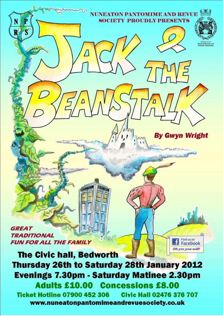 Jack and the Beanstalk - January 2012